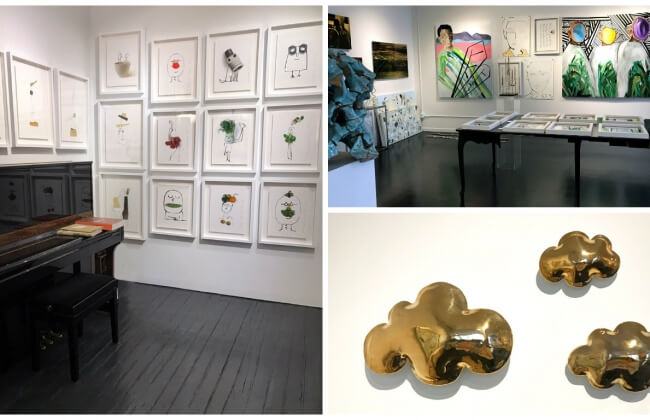Michele Mariaud Gallery