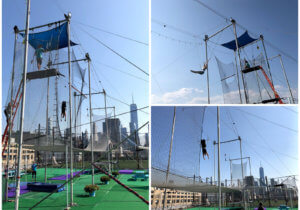 Trapeze school NYC