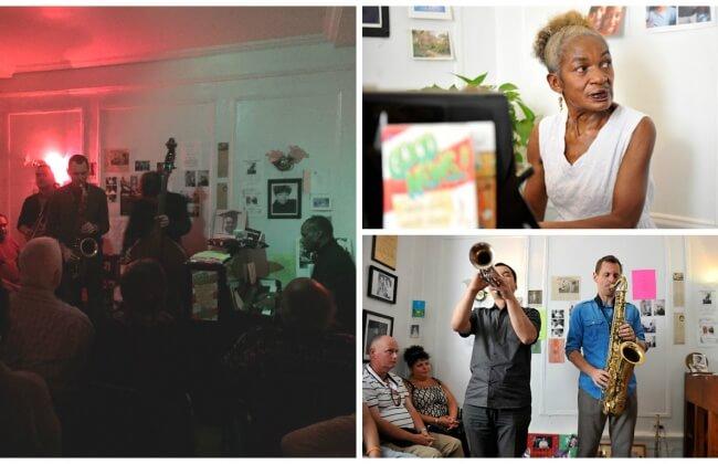 Parlor Jazz at Marjorie Eliot's
